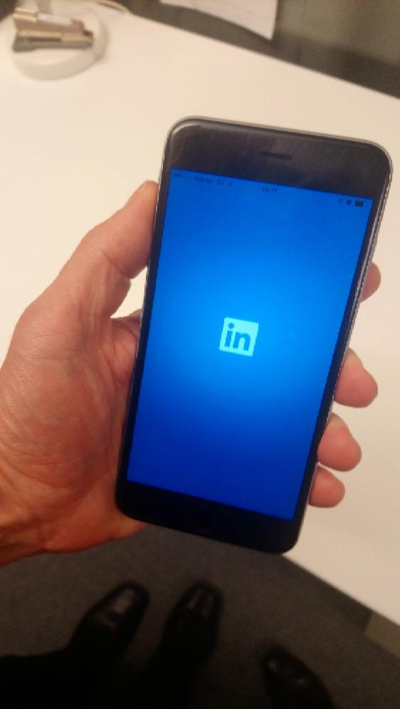 Workshop i LinkedIn