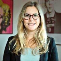 Sofie Hamilton nätverkare på digitalt produktionsbolag