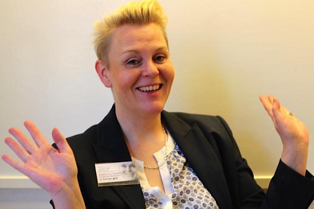 RebeccaSaari, Sälj & kund relationer