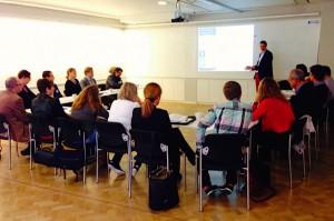 Linkedin for business workshop 10 april