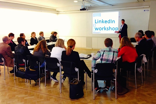Workshop i LinkedIn™ for Business