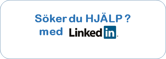 LinkedIn™ hjälp