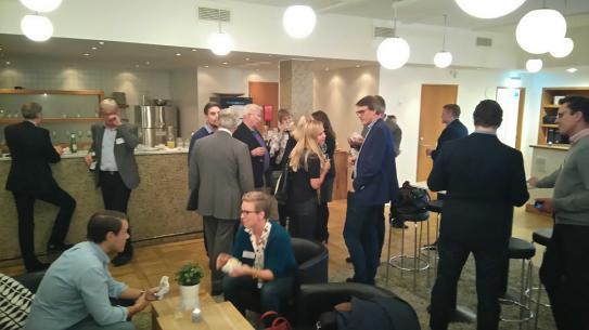 Hur affärer blir till – nätverksträff för LI Sverige 24 nov