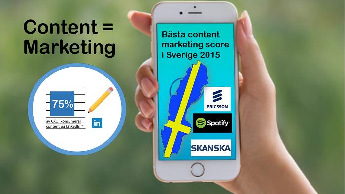 Content marketing med LinkedIn™