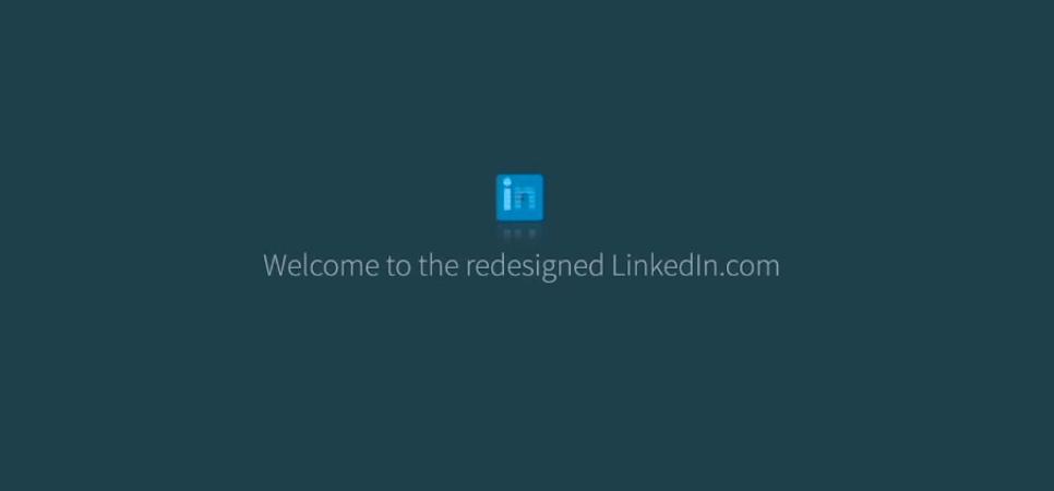 LinkedIn.com har nytt användargränssnitt
