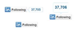 """Hur du skapar följare till ditt företags """"company page"""""""
